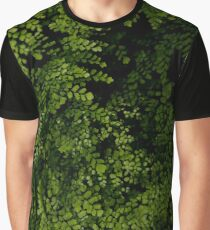 Small leaves.  Graphic T-Shirt