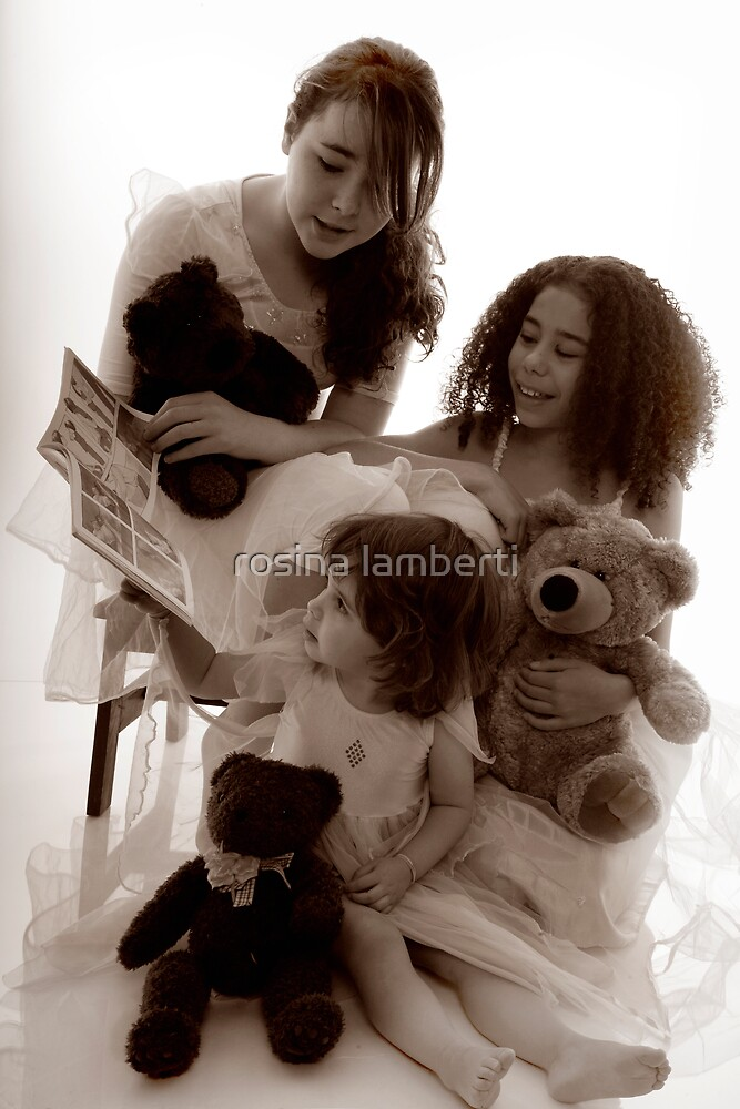Story time by Rosina  Lamberti