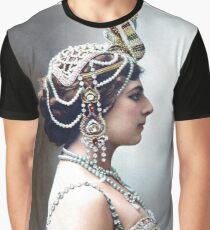 Mata Hari Graphic T-Shirt