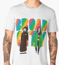 Broad City - Mushrooms Men's Premium T-Shirt