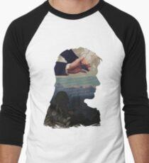 Camiseta ¾ bicolor para hombre Bewitch Me
