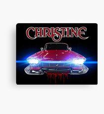 Christine Road Wut Leinwanddruck