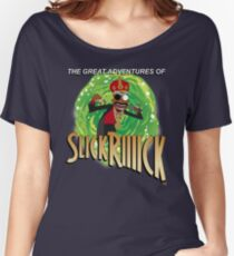 The Great Adventures of Slick Riiiick Women's Relaxed Fit T-Shirt