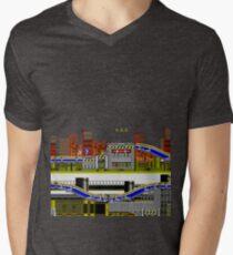 Chemical Plant Zone - Sonic the Hedgehog 2 Scene T-Shirt