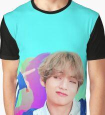 Taehyung BTS Grafik T-Shirt