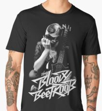 Bloody Beetroots Guitar Men's Premium T-Shirt