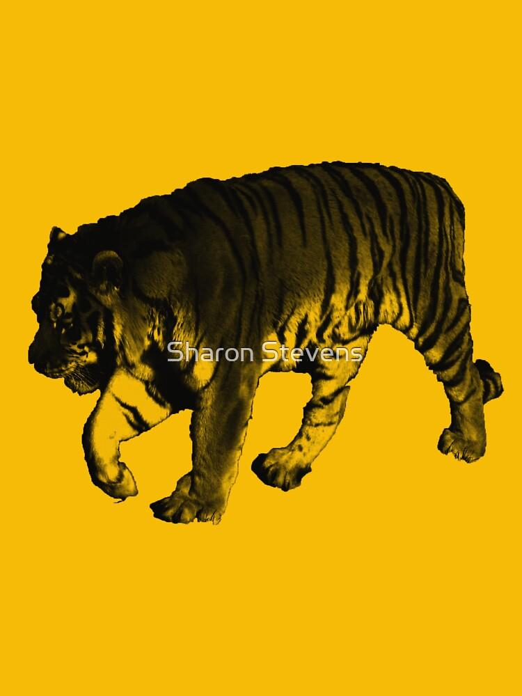 Tiger by Sharon Stevens
