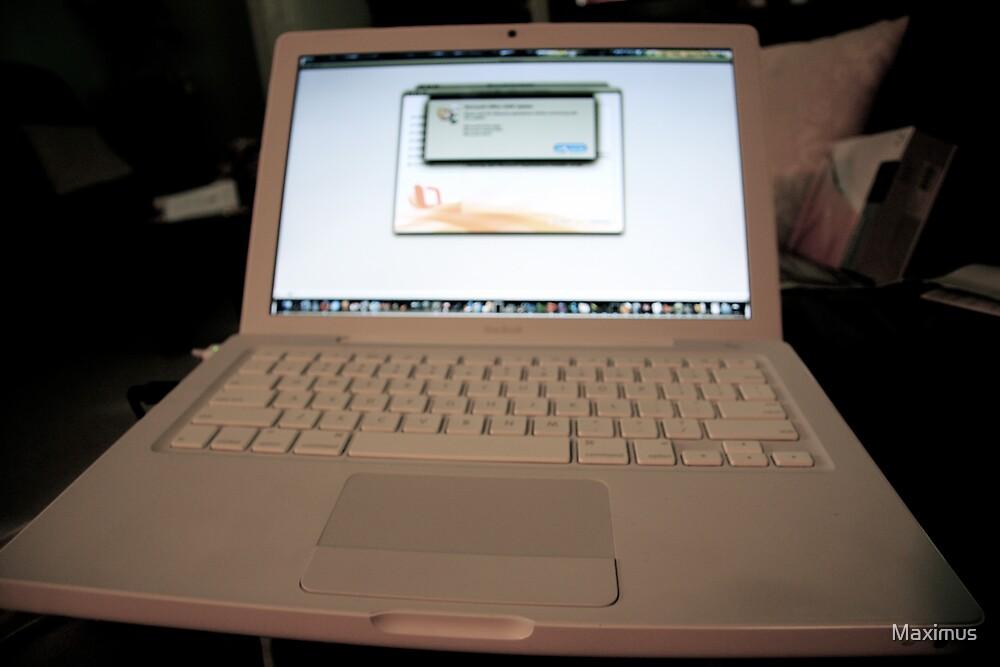 My new MacBook by Maximus