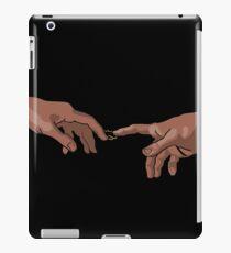 The Creation of Adam iPad Case/Skin