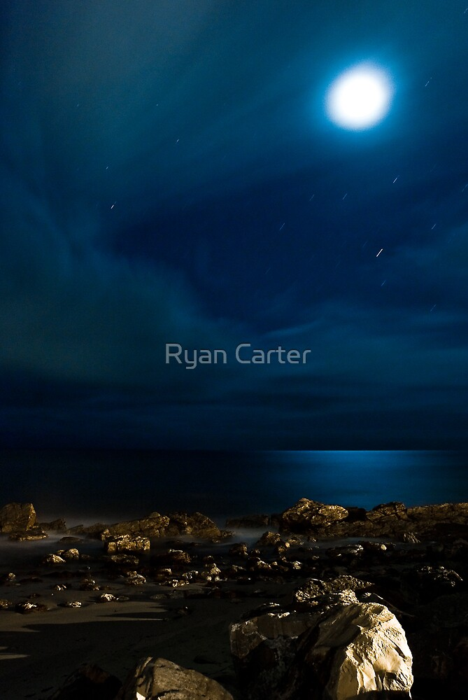 Moonlight  by Ryan Carter