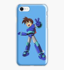 Mega Man Volnutt iPhone Case/Skin