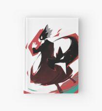 BNHA MHA - Tokoyami (weiße Version) Notizbuch