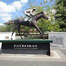 Patrobas Sculpture, Rosedale, Vic 2017 by muz2142