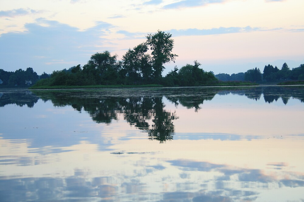 Tamrack Lake by schnicker