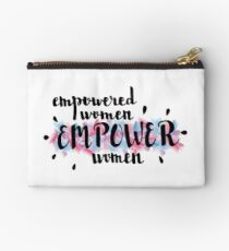 Empowered Women Empower Women Studio Pouch