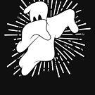 Cool Dabbing Ghost by EthosWear