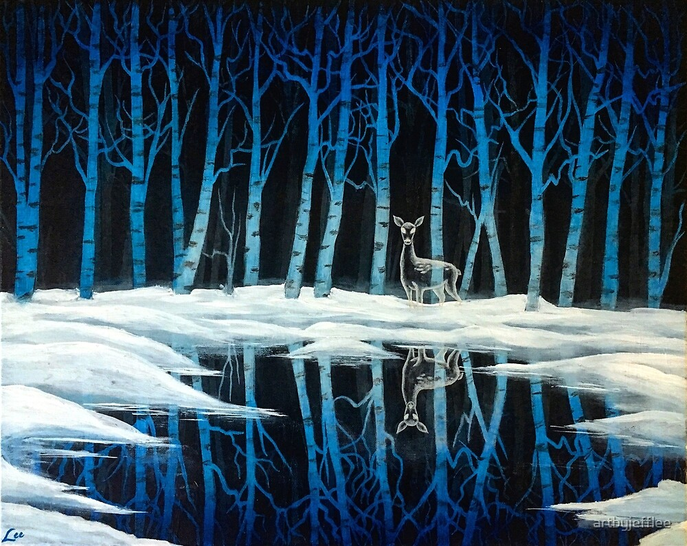 """""""The Forest of Dean"""" by artbyjefflee"""