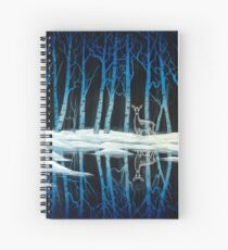 """The Forest of Dean"" Spiral Notebook"