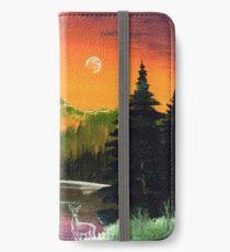 """""""Black Lake"""" iPhone Wallet/Case/Skin"""