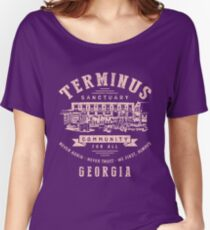 Terminus Sanctuary Community (light) Women's Relaxed Fit T-Shirt