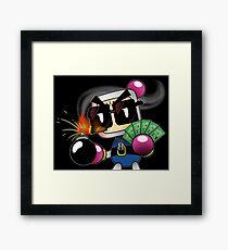 *Gangsterman* Framed Print