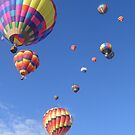UP UP and AWAY by LINDA DEVLIN