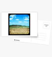Buffulo Country Postcards