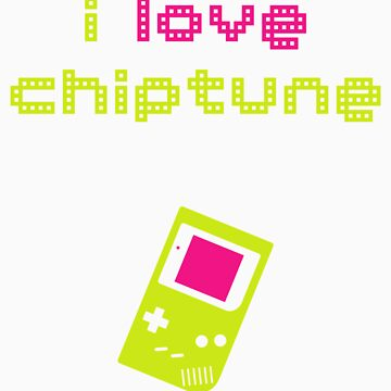 i love chiptune by 316894