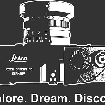 Leica Explore Dream Discover by MarcosStyLL