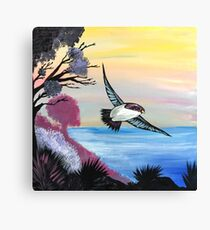 A Birds View Canvas Print