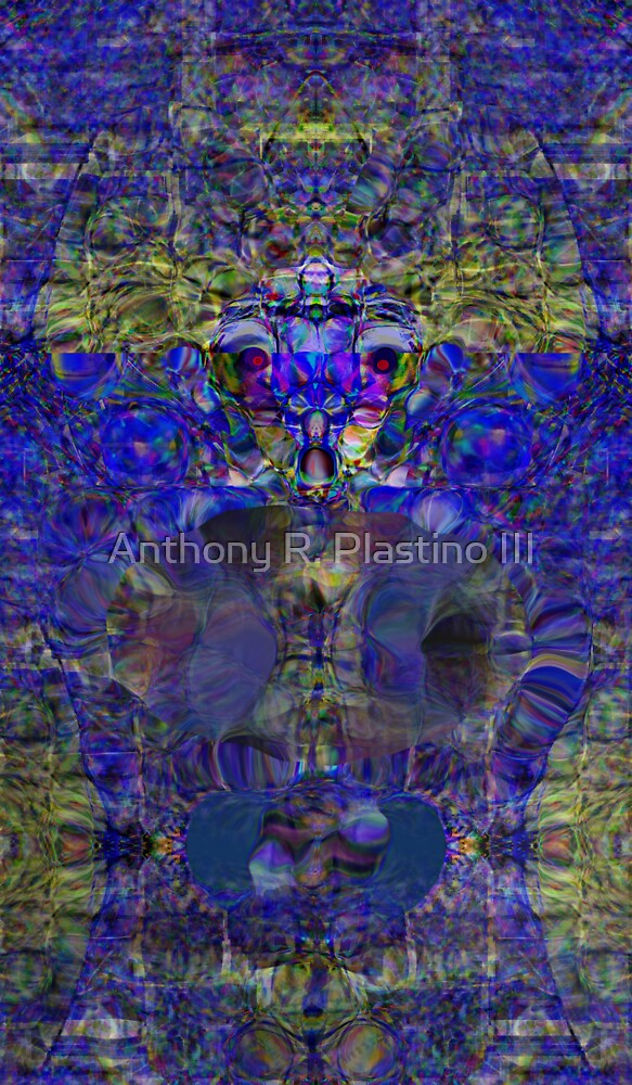 She Sits on the Edge of My Dreams by Anthony R. Plastino III