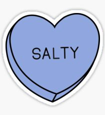 Conversation Heart - Salty Sticker