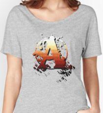 A Women's Relaxed Fit T-Shirt
