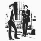 The Velvet Underground with gas by bauman