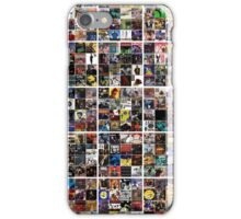 A Tribute To Golden Age Hip Hop iPhone Case/Skin