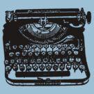 Jack Kerouac T Shirt by bauman