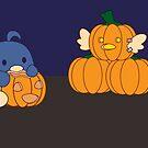 Pengwing Halloween by windlyn