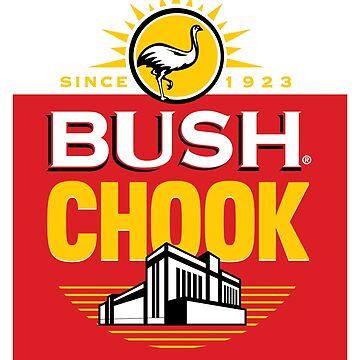 Bush Chook by DebbieXBenson