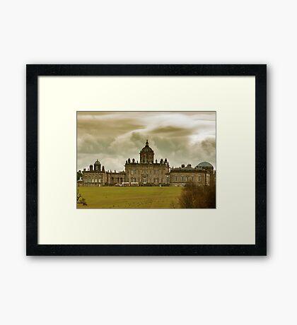 Castle Howard - North Yorkshire Framed Print