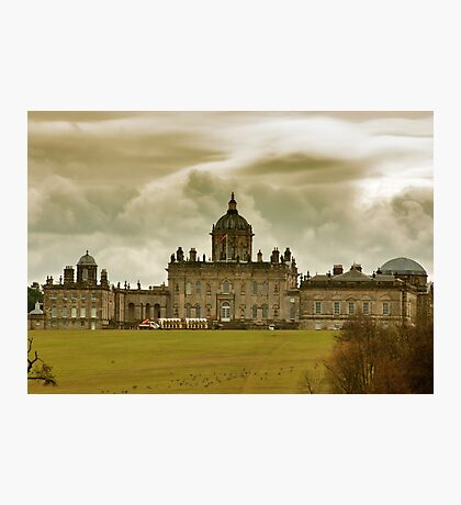Castle Howard - North Yorkshire Photographic Print