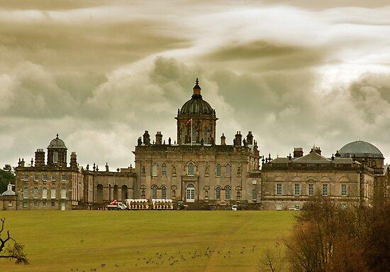 Castle Howard - North Yorkshire by Trevor Kersley