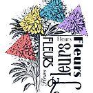 Fleurs by CallPhoenix