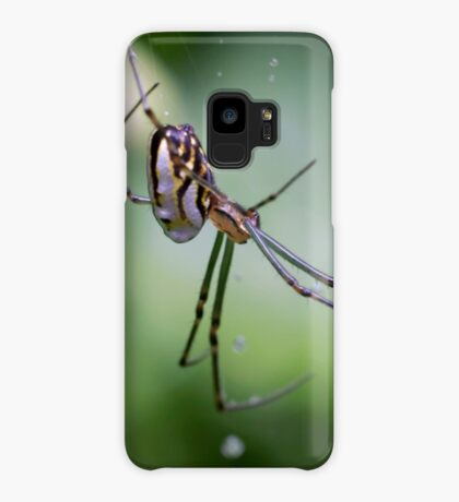 Spiders have jewels on their legs Case/Skin for Samsung Galaxy