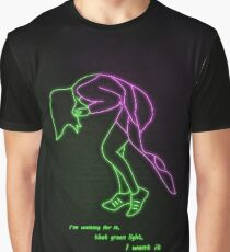 Greenlight (Lorde Lyrics ) Graphic T-Shirt