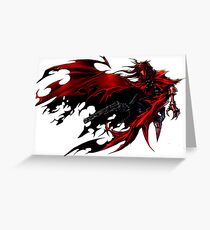 Vincent Valentine Greeting Card