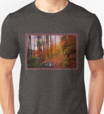 Somewhere in Time ~ A Logging Trail T-Shirt
