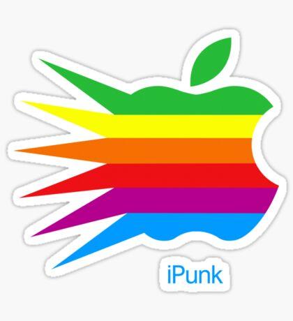 iPunk Sticker