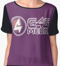 G4G Media Women's Chiffon Top