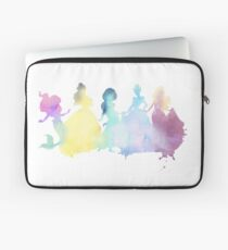 The Colors of the Princesses Laptop Sleeve