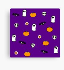 Cute halloween! Canvas Print